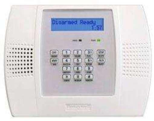honeywell alarm panel instructions