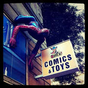 RUNCH! Comics & Toys - 13.09.11